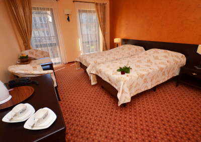 pokoje Darłówko