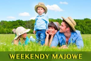 weekendy majowe